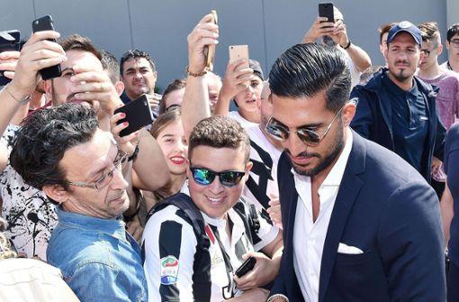 Italienischer Rekordmeister verpflichtet Emre Can