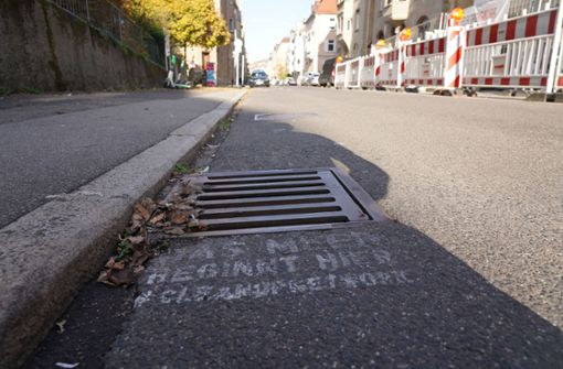 """""""Das Meer beginnt hier"""" – So landen Stuttgarter Zigarettenstummel im Ozean"""