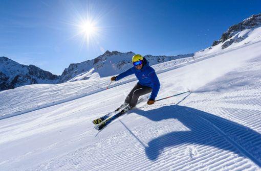 Mit der Aktion Winterbergbahnen inklusive stehen Wintersportlern alle Bergbahnen in der in der verschneiten Bergwelt offen.