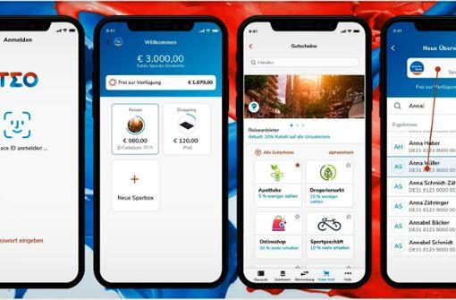 Teo bringt kleinere Banken ins App-Zeitalter