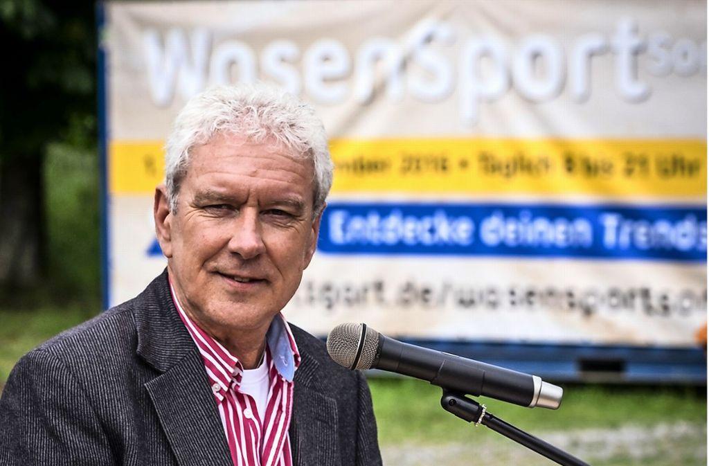Auch der Breitensport lag Günther Kuhnigk immer am Herzen. Foto: Lichtgut/Max Kovalenko