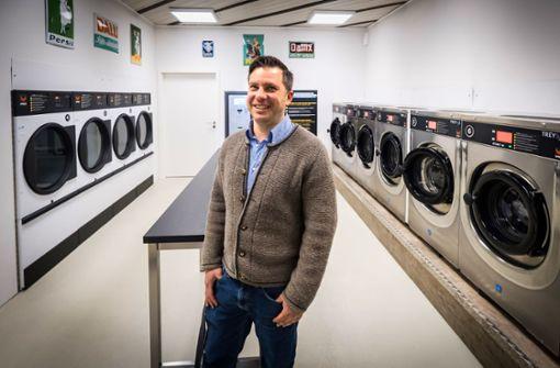 Warum ein Waschsalon schließen muss