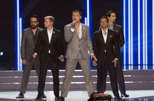 Backstreet Boys kommen auch nach Mannheim