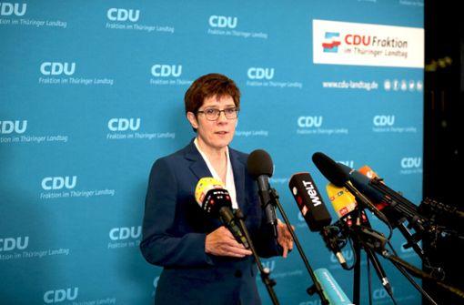 Wie geht es nach dem Chaostag in Erfurt und Berlin weiter?