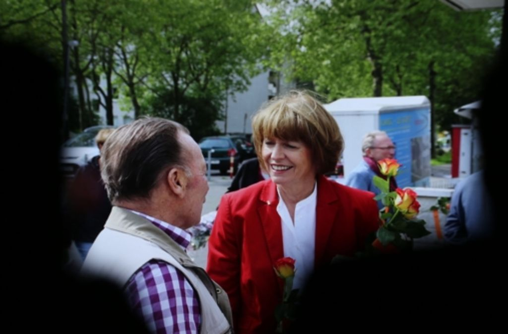 Henriette Reker hat am Sonntag die absolute Mehrheit bei der OB-Wahl in Köln errungen. Foto: dpa