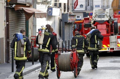 Acht Tote bei Brand in Wohnhaus