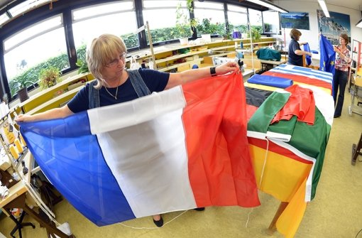 Handelspartner Nr.1: Frankreich