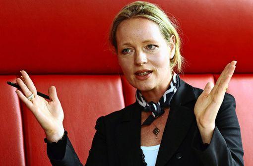 Die  Grünen nominieren Thekla Walker