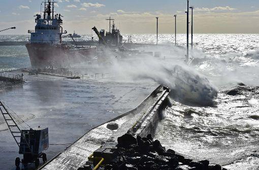 Marine geht von Explosion auf verschollenem U-Boot aus