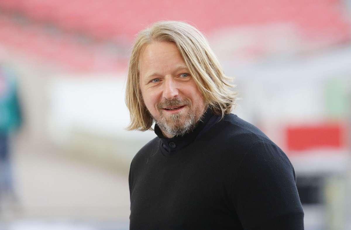 Sven Mislintat ist seit April 2019 Sportdirektor beim VfB Stuttgart. Foto: Pressefoto Baumann/Hansjürgen Britsch