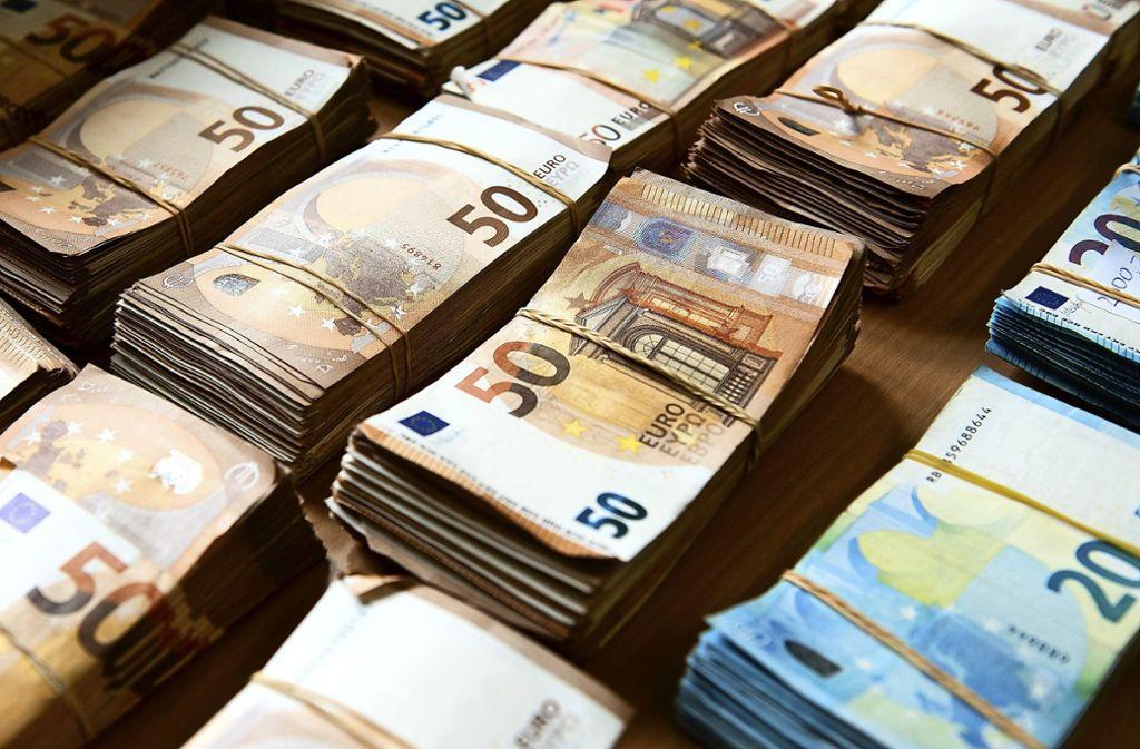 Die Winnender Kämmerei hat den vorläufigen Finanzhaushalt für 2020 vorgelegt. Foto: dpa/Silas Stein