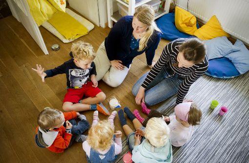 Tagesmütter fordern höhere Einkommen