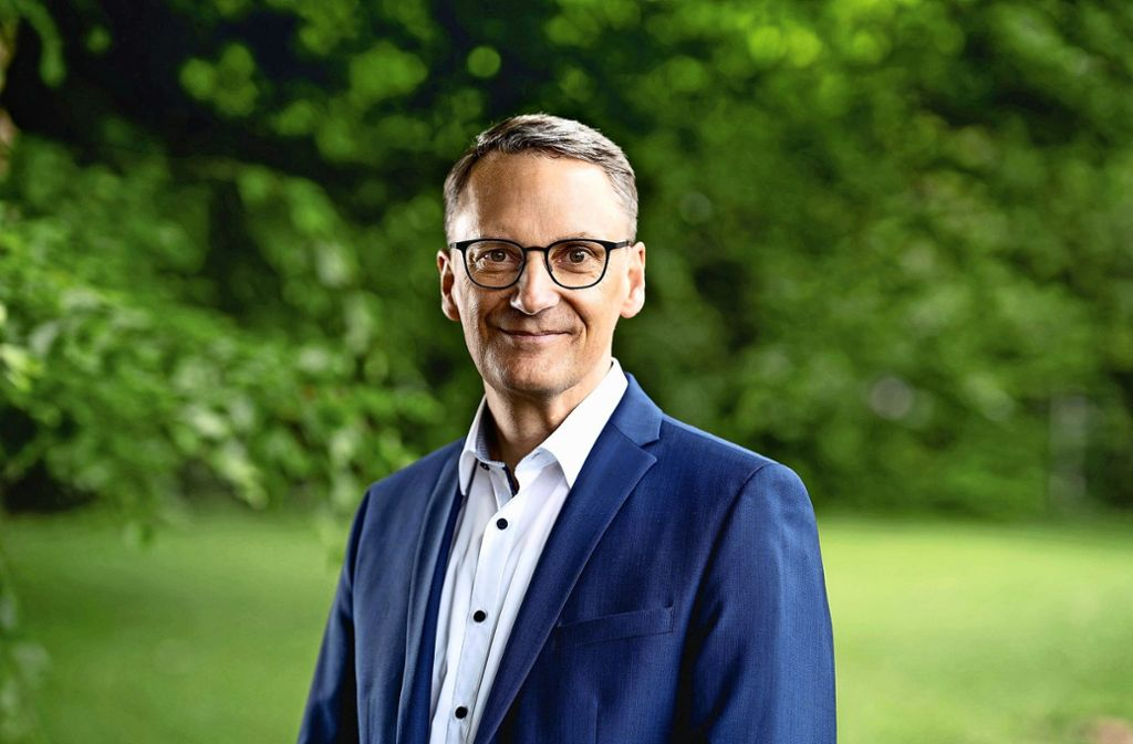 Markus Ibert ist in der Region Lahr als Chef des örtlichen Flughafens bekannt. Foto: privat