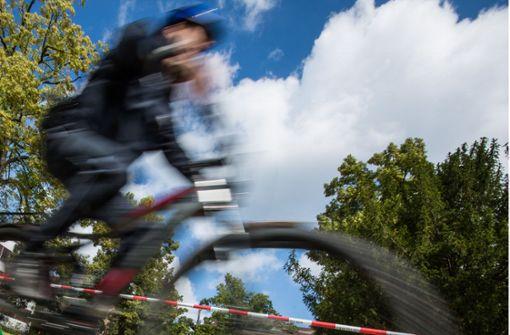 Kollision zwischen Fahrrad und Pedelec