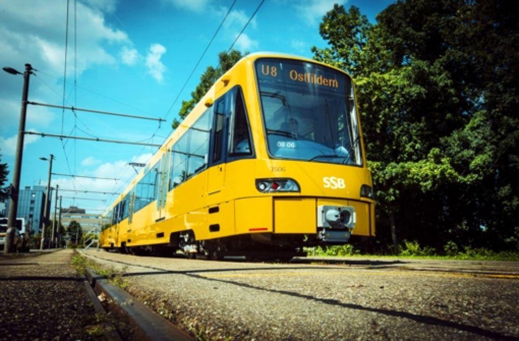 Die neuen Stadtbahnen haben sich bis auf die Klimaanlage  schon bewährt. Foto: Achim Zweygarth