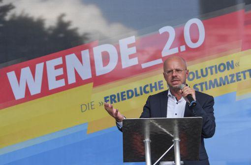 Kalbitz räumt Teilnahme an rechtsextremer Demo in Athen ein