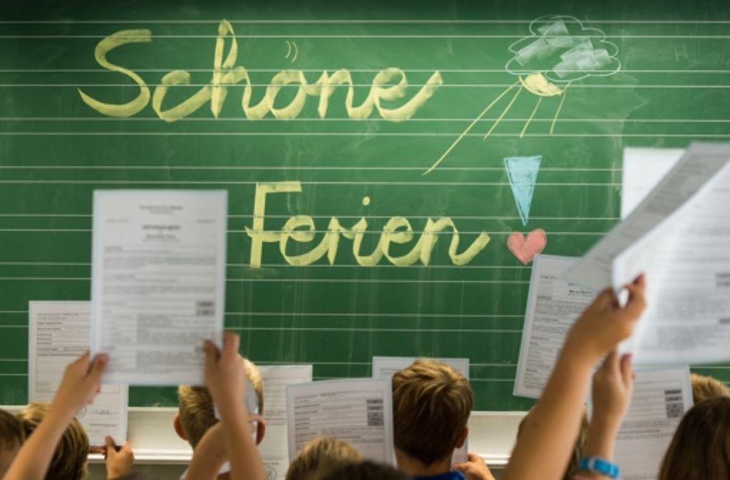Die Sommerferien-Termine in den Bundesländern sollen weiter entzerrt werden.  Foto: dpa