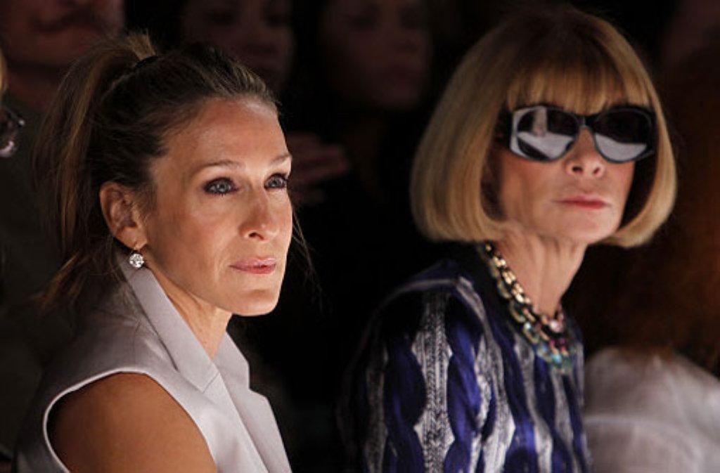 Sind auch Sie ein Experte in Modefragen? Stellen Sie Ihr Wissen unter Beweis und freuen Sie sich auf ... Foto: AP