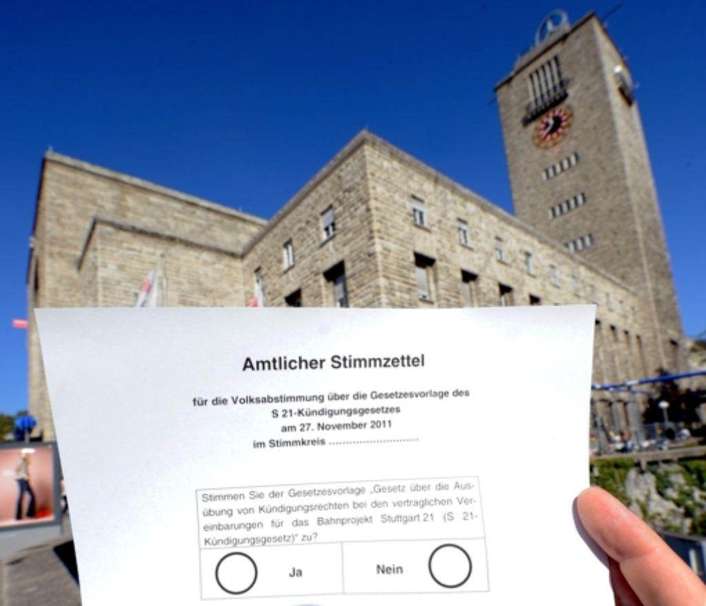 Die Volksabstimmung habe das Politikbild in Baden-Württemberg positiv beeinflusst, resümiert Thorsten Faas von der Uni Mannheim. Foto: dpa
