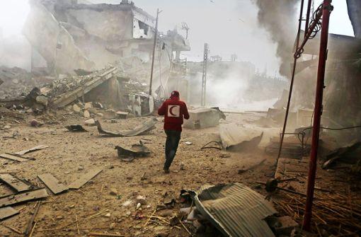 Jeder gegen jeden – Syriens Vielfrontenkrieg