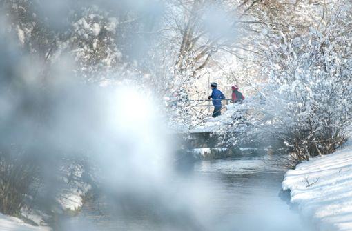 Joggen bei Frost nicht unbedingt gesund