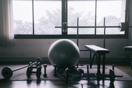 Home Gym schnell einrichten