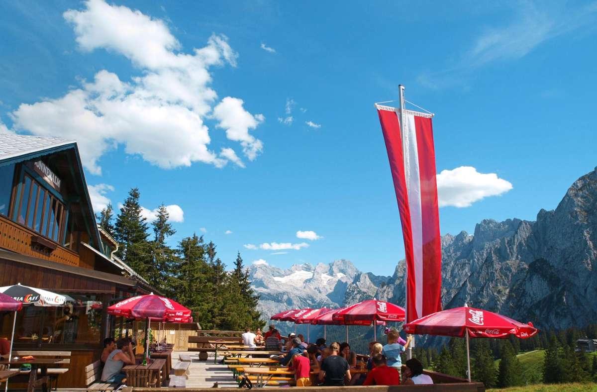 Zur Freude von Österreichurlaubern ist das Land nicht länger als Risikogebiet eingestuft. (Symbolfoto) Foto: imago/allOver/KTH