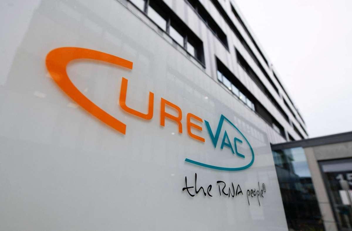 Der Impfstoff von Curevac ist  deutlich weniger wirksam als andere. Foto: AFP/THOMAS KIENZLE