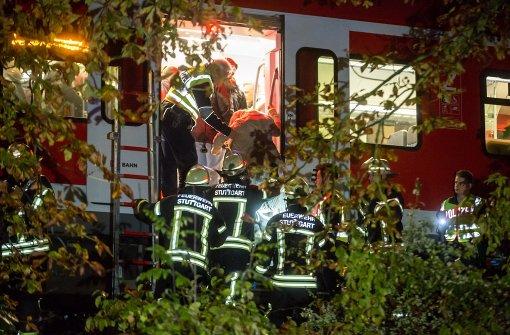 33-jähriger Besucher von S-Bahn überrollt