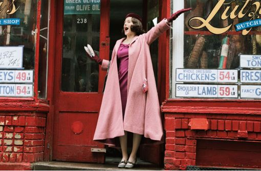 """The Marvelous Mrs. Maisel"": Ein Gilmore Girl im Comedyclub"