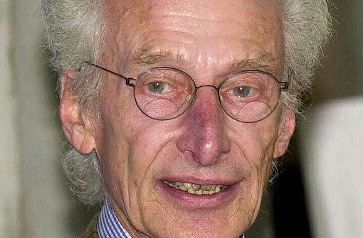 Harry Mulisch an Krebs gestorben