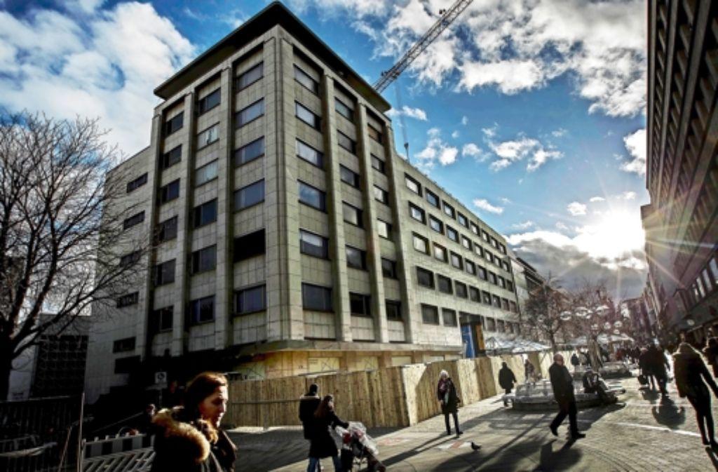 Primark will im ehemaligen Karstadt-Haus eine zweite Filaile in Stuttgart eröffnen. Foto: Lichtgut/Leif Piechowski