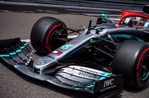 Hamilton holt sich Pole in Monte Carlo – Vettel nur Vierter