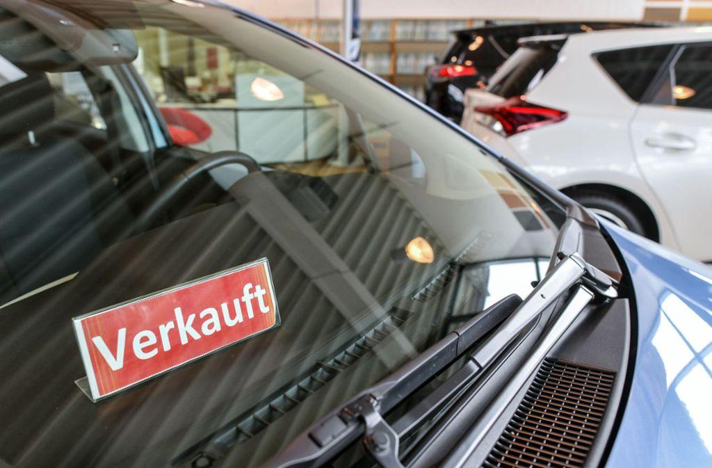Ist eine Kaufprämie für Autos das richtige Mittel, um die Wirtschaft anzukurbeln? Foto: picture alliance/dpa/Patrick Pleul