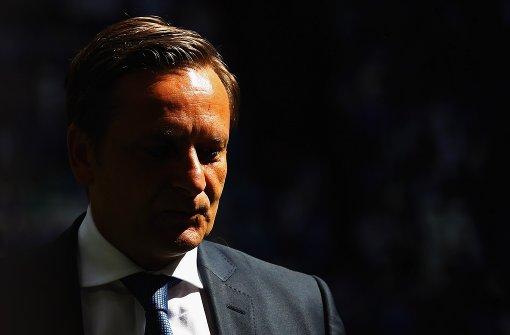 Herr Heldt, sind Sie schuld am Abstieg des VfB?