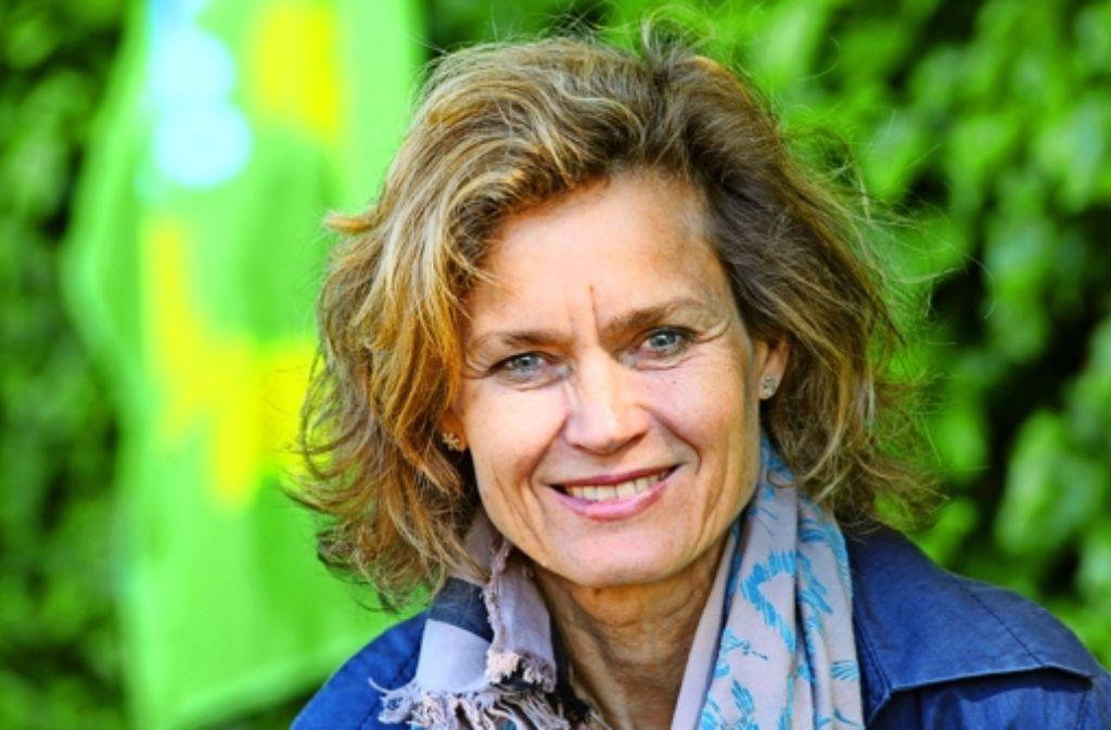 Die EU-Abgeordnete Helga Trüpel ist die Berichterstatterin des Parlaments. Foto: dpa