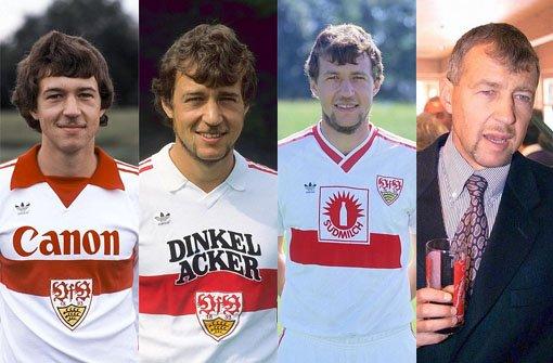 Allgöwer, Klinsmann & Co. - (Ex-)VfBler, wie die Zeit vergeht