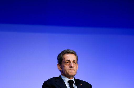 Frankreichs Ex-Präsident muss in Abhöraffäre vor Gericht