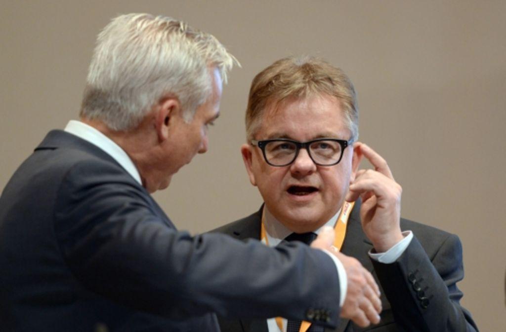Die CDU Baden-Württemberg braucht neue Gesichter. Foto: dpa