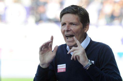VfB-Trainerkandidat Oliver Glasner geht zum VfL Wolfsburg