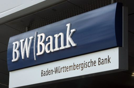 Der Ärger  bei der BW-Bank ebbt nicht ab