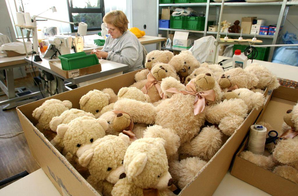 Die Produktion in den Werkstätten darf zumindest in Stuttgart gestoppt werden. Foto: Horst Rudel