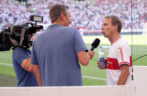 Jürgen Klinsmann und der VfB Stuttgart – das steckt dahinter