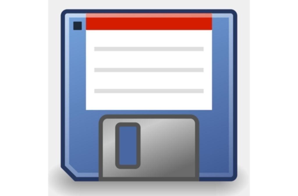 Die Symbolik auf dem Computerbildschirm und auf Straßenschildern wirkt oft alt. Manchmal wird es Zeit für eine neue Version. In einer Bildergalerie geben wir augenzwinkernd einige Beispiele. Foto: StZ