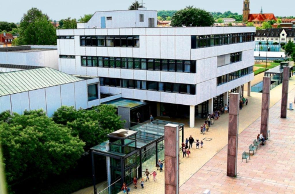 Das Kultur- soll zum Wissenszentrum erweitert werden. Foto: factum/Granville