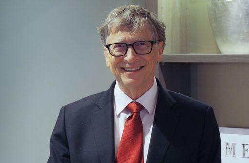 Bill Gates hat sich gegen Corona impfen lassen