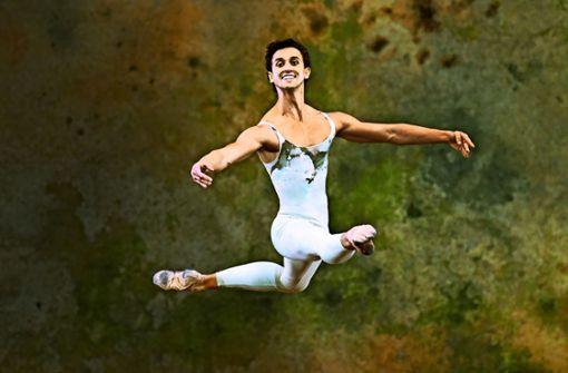 Häppchenweise Nachrichten vom neuen Ballettchef