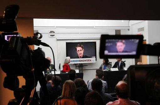Snowden: Unverzichtbar für Demokratie