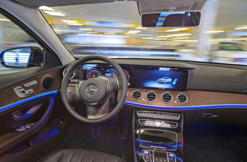 Bosch und Daimler arbeiten seit gut zweieinhalb Jahren gemeinsam an der Technologie. Foto: Daimler AG/Daimler AG - Global Communicatio
