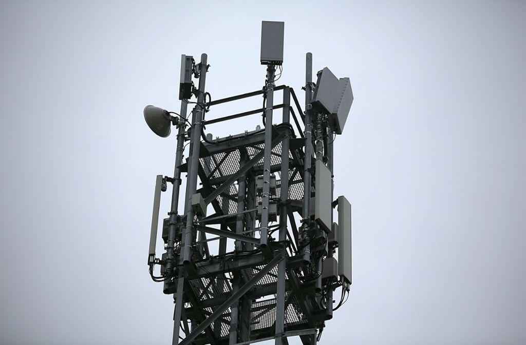 5G ist um ein vielfaches schneller als der aktuelle Mobilfunk-Standard LTE. Foto: dpa